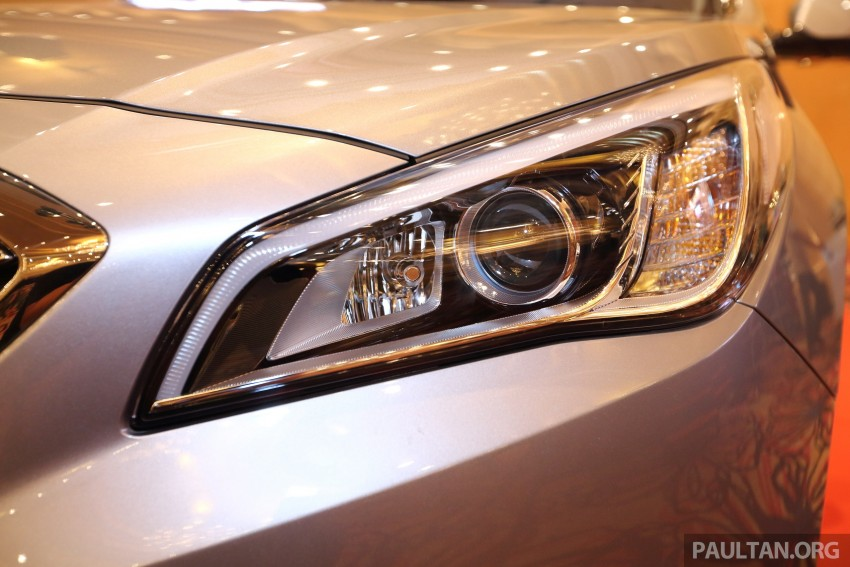 New Hyundai Sonata LF launched in Malaysia – three 2.0L variants, CBU from RM139k to RM154k Image #294492