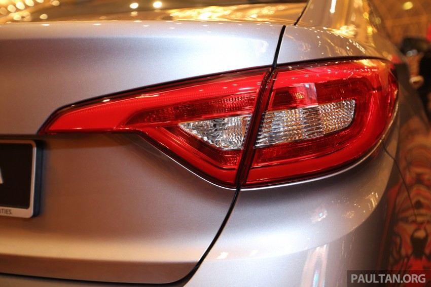 New Hyundai Sonata LF launched in Malaysia – three 2.0L variants, CBU from RM139k to RM154k Image #294503