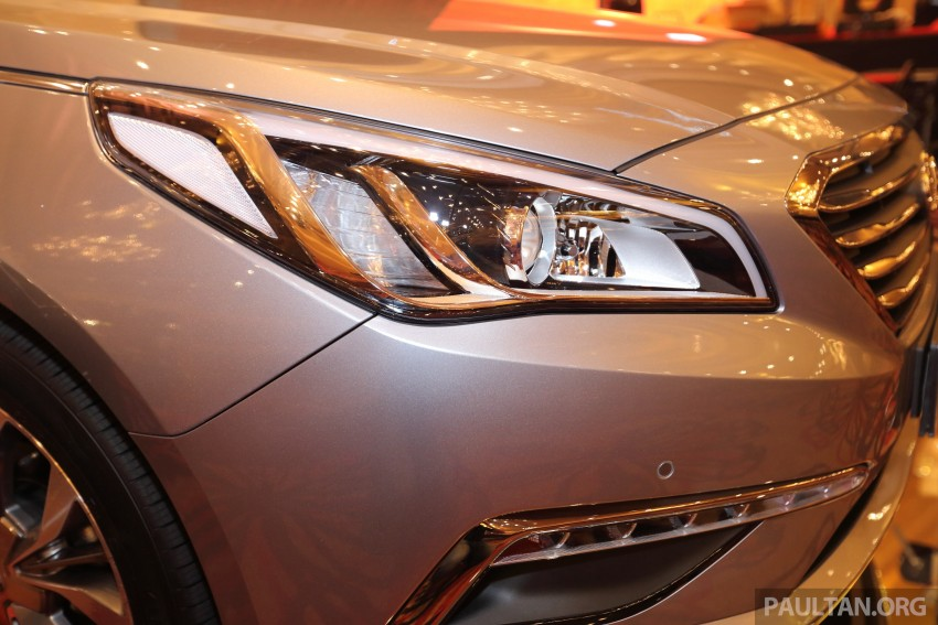 New Hyundai Sonata LF launched in Malaysia – three 2.0L variants, CBU from RM139k to RM154k Image #294508