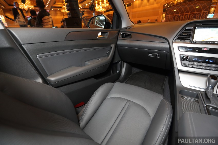 New Hyundai Sonata LF launched in Malaysia – three 2.0L variants, CBU from RM139k to RM154k Image #294511
