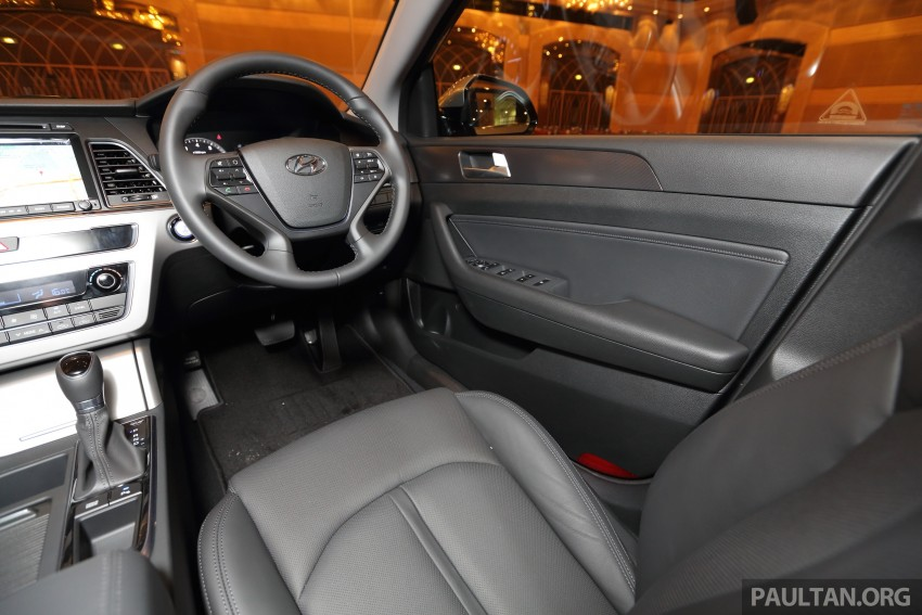 New Hyundai Sonata LF launched in Malaysia – three 2.0L variants, CBU from RM139k to RM154k Image #294512
