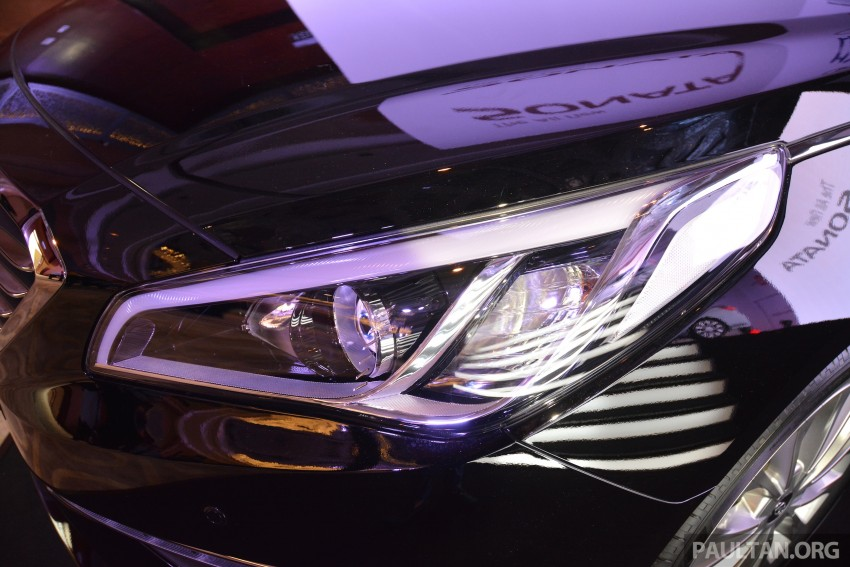 New Hyundai Sonata LF launched in Malaysia – three 2.0L variants, CBU from RM139k to RM154k Image #294717