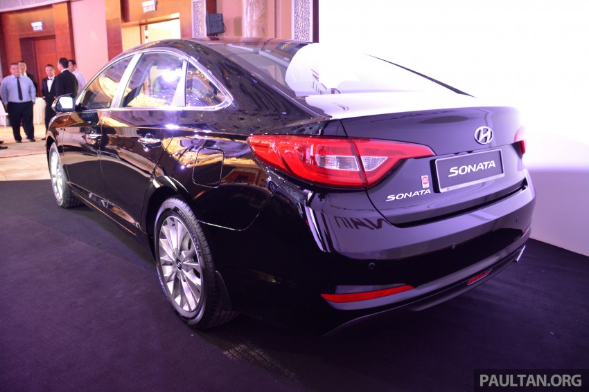 New Hyundai Sonata LF launched in Malaysia – three 2.0L variants, CBU from RM139k to RM154k Image #294718