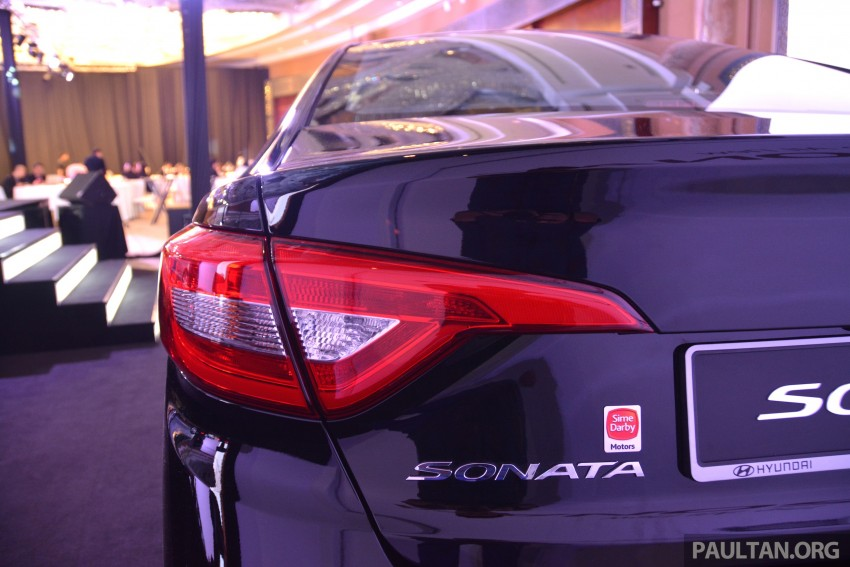 New Hyundai Sonata LF launched in Malaysia – three 2.0L variants, CBU from RM139k to RM154k Image #294719