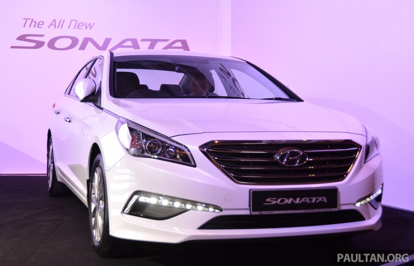 New Hyundai Sonata LF launched in Malaysia – three 2.0L variants, CBU from RM139k to RM154k Image #294722
