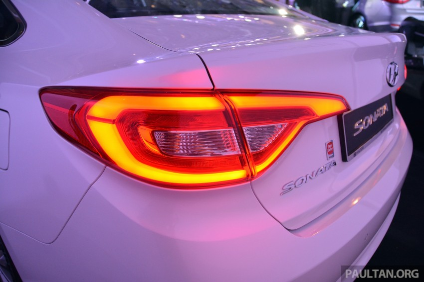 New Hyundai Sonata LF launched in Malaysia – three 2.0L variants, CBU from RM139k to RM154k Image #294724