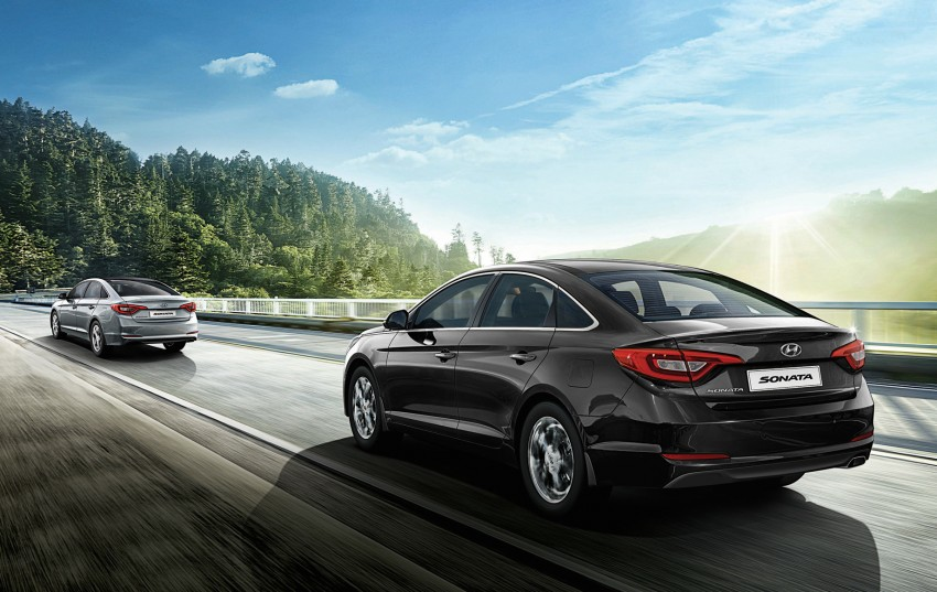 New Hyundai Sonata LF launched in Malaysia – three 2.0L variants, CBU from RM139k to RM154k Image #294569