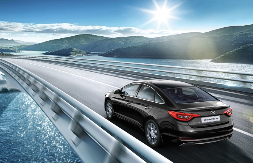 New Hyundai Sonata LF launched in Malaysia – three 2.0L variants, CBU from RM139k to RM154k Image #294570