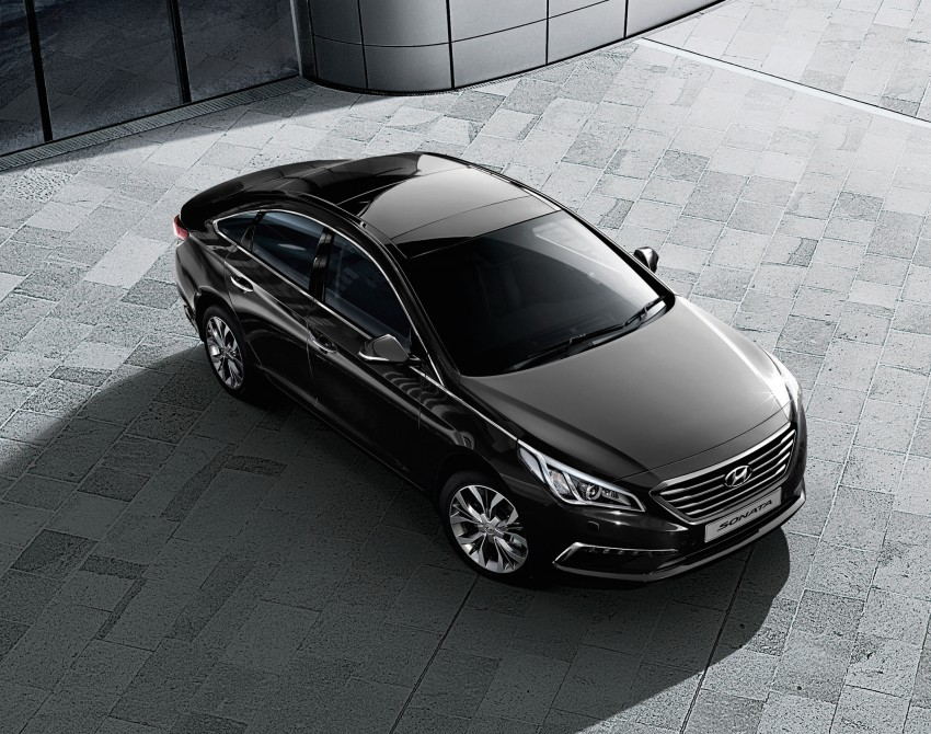 New Hyundai Sonata LF launched in Malaysia – three 2.0L variants, CBU from RM139k to RM154k Image #294572
