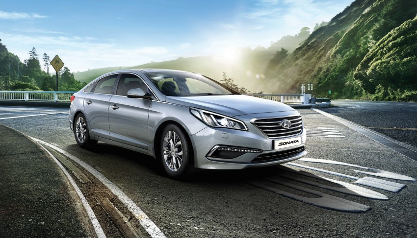 New Hyundai Sonata LF launched in Malaysia – three 2.0L variants, CBU from RM139k to RM154k Image #294573