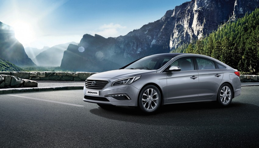 New Hyundai Sonata LF launched in Malaysia – three 2.0L variants, CBU from RM139k to RM154k Image #294574