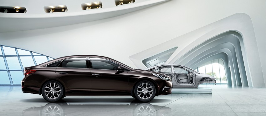 New Hyundai Sonata LF launched in Malaysia – three 2.0L variants, CBU from RM139k to RM154k Image #294575