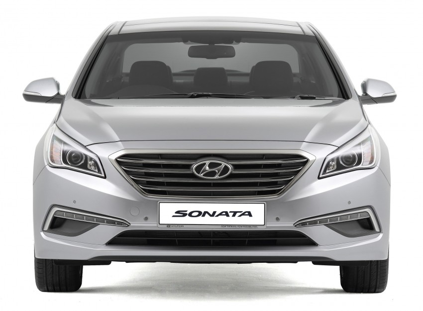 New Hyundai Sonata LF launched in Malaysia – three 2.0L variants, CBU from RM139k to RM154k Image #294576