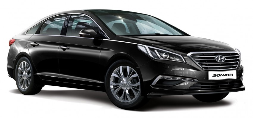 New Hyundai Sonata LF launched in Malaysia – three 2.0L variants, CBU from RM139k to RM154k Image #294577