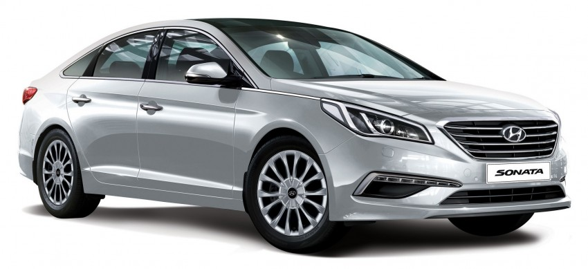 New Hyundai Sonata LF launched in Malaysia – three 2.0L variants, CBU from RM139k to RM154k Image #294578