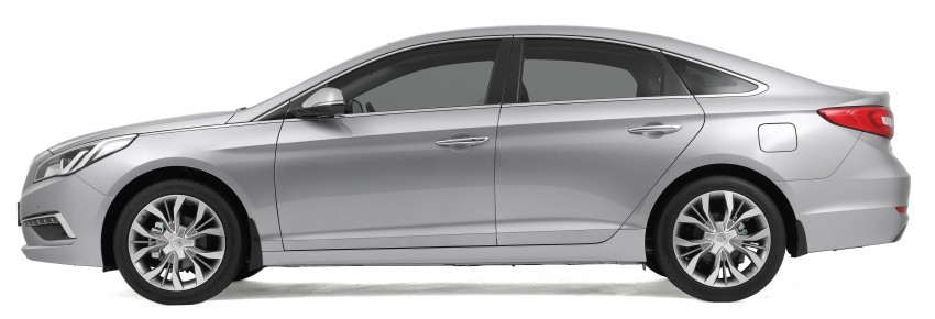 New Hyundai Sonata LF launched in Malaysia – three 2.0L variants, CBU from RM139k to RM154k Image #294581