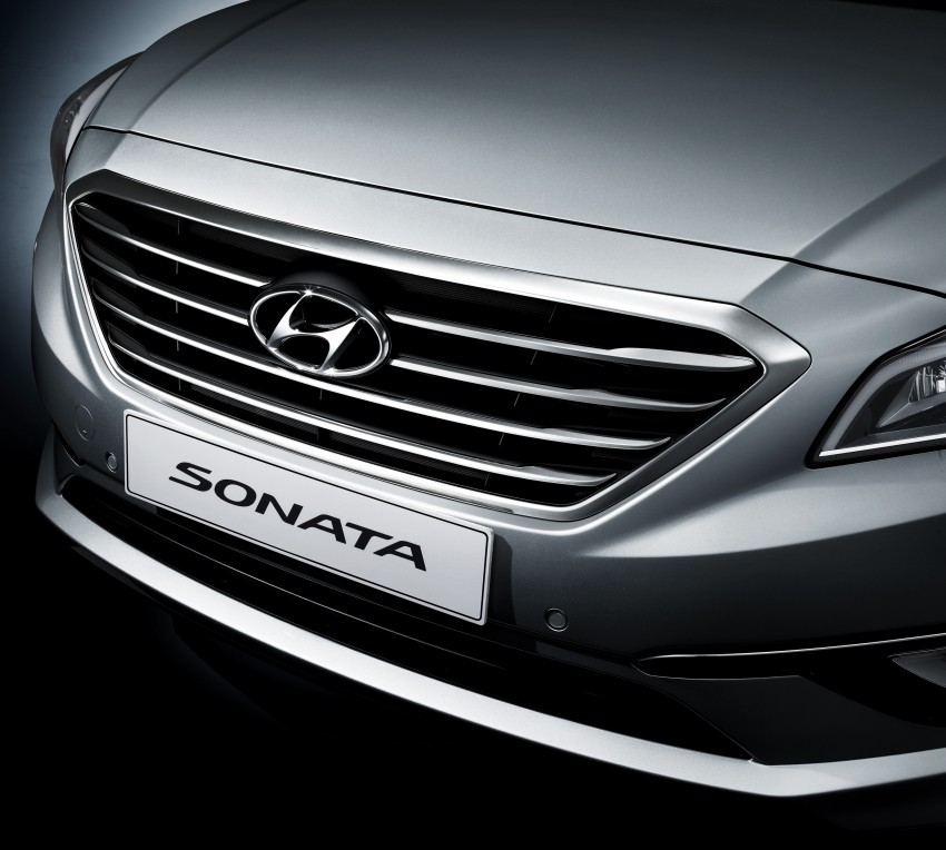 New Hyundai Sonata LF launched in Malaysia – three 2.0L variants, CBU from RM139k to RM154k Image #294591