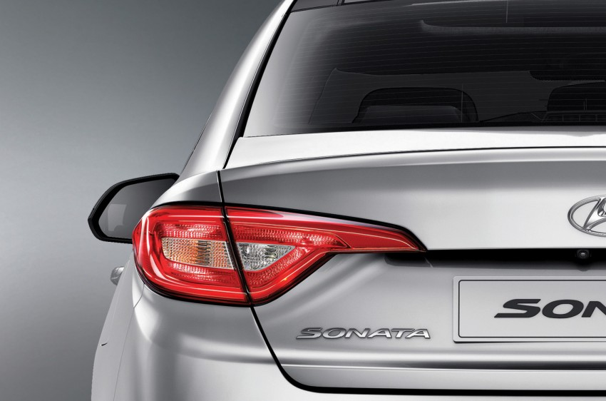 New Hyundai Sonata LF launched in Malaysia – three 2.0L variants, CBU from RM139k to RM154k Image #294592