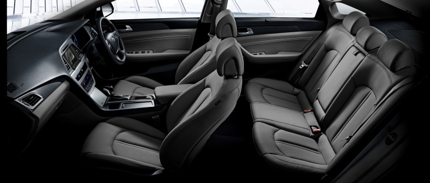 New Hyundai Sonata LF launched in Malaysia – three 2.0L variants, CBU from RM139k to RM154k Image #294606