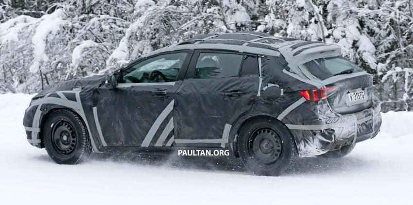 SPYSHOTS: Infiniti Q30 goes winter testing in France Image #299111