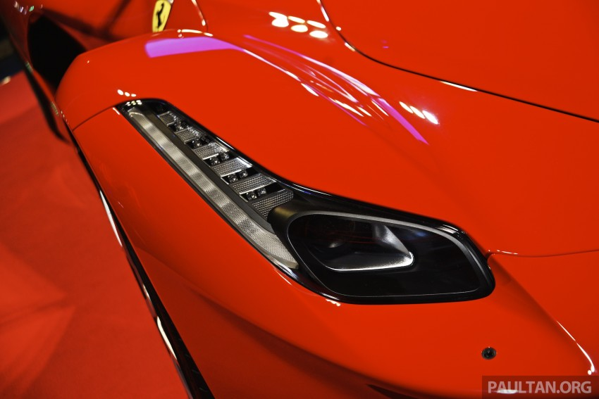 GALLERY: LaFerrari shown at Ferrari World Abu Dhabi Image #295122