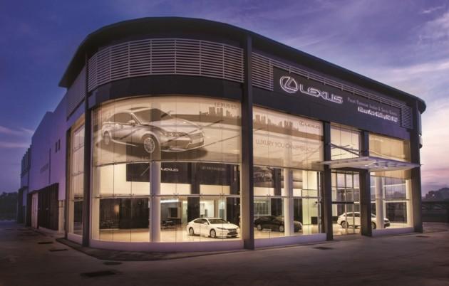 Lexus Melaka