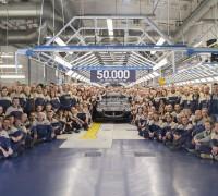 Maserati 50000 Grugliasco Plant