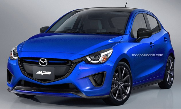 Mazda2 MPS 10