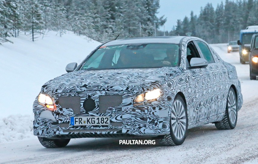 SPIED: W213 Mercedes-Benz E-Class Plug-in Hybrid Image #297276