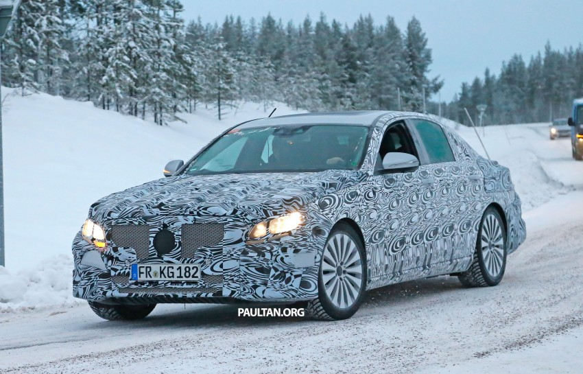SPIED: W213 Mercedes-Benz E-Class Plug-in Hybrid Image #297275