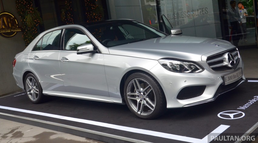 W212 Mercedes-Benz E 300 BlueTEC Hybrid diesel now in Malaysia – CKD locally-assembled, RM348,888 Image #299663