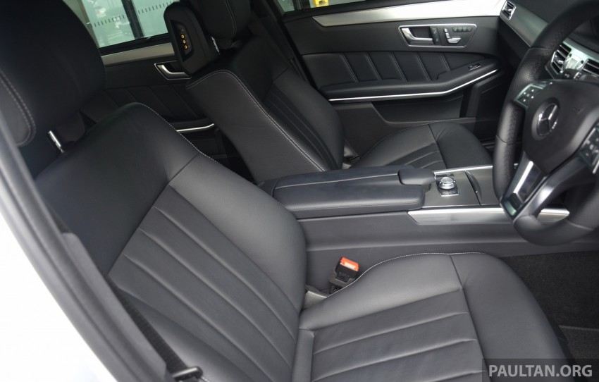 W212 Mercedes-Benz E 300 BlueTEC Hybrid diesel now in Malaysia – CKD locally-assembled, RM348,888 Image #299654