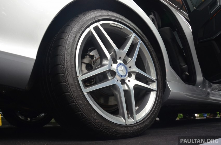 W212 Mercedes-Benz E 300 BlueTEC Hybrid diesel now in Malaysia – CKD locally-assembled, RM348,888 Image #299647
