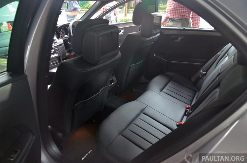 W212 Mercedes-Benz E 300 BlueTEC Hybrid diesel now in Malaysia – CKD locally-assembled, RM348,888 Image #299645
