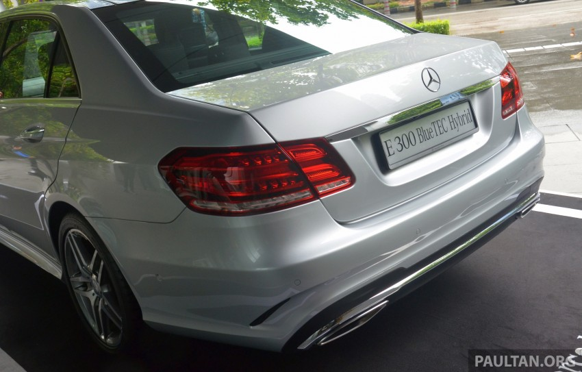 W212 Mercedes-Benz E 300 BlueTEC Hybrid diesel now in Malaysia – CKD locally-assembled, RM348,888 Image #299627