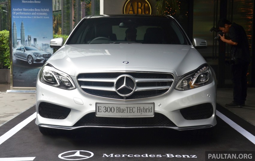 W212 Mercedes-Benz E 300 BlueTEC Hybrid diesel now in Malaysia – CKD locally-assembled, RM348,888 Image #299660