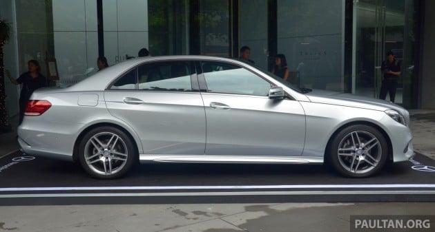 Mercedes E300 Hybrid 6