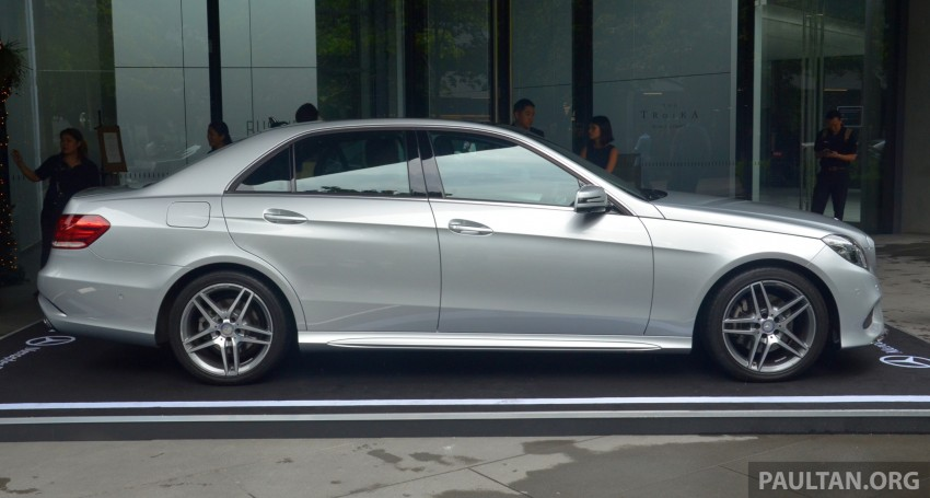 W212 Mercedes-Benz E 300 BlueTEC Hybrid diesel now in Malaysia – CKD locally-assembled, RM348,888 Image #299658
