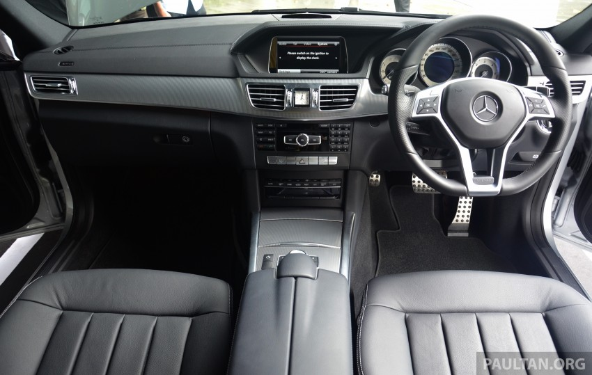 W212 Mercedes-Benz E 300 BlueTEC Hybrid diesel now in Malaysia – CKD locally-assembled, RM348,888 Image #299657
