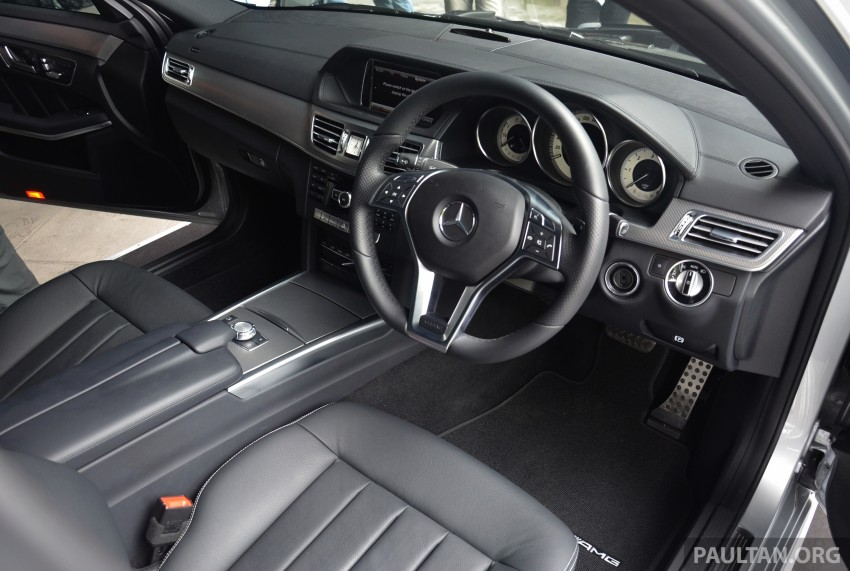 W212 Mercedes-Benz E 300 BlueTEC Hybrid diesel now in Malaysia – CKD locally-assembled, RM348,888 Image #299655