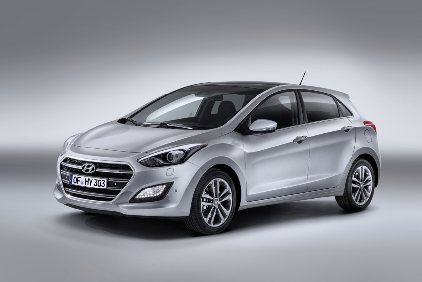 Hyundai i30 facelift debuts with new Turbo variant Image #295221