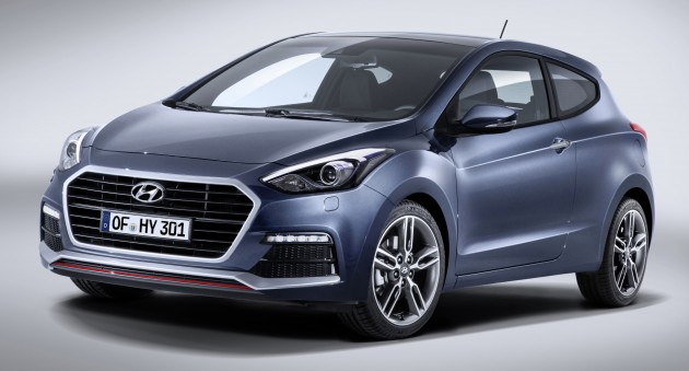 Hyundai i30 facelift debuts with new Turbo variant