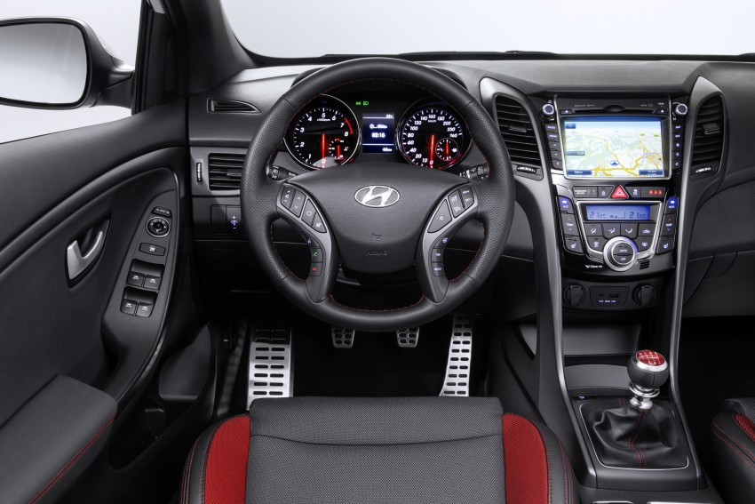 Hyundai i30 facelift debuts with new Turbo variant Image #295207