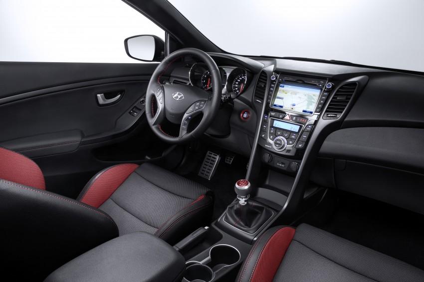 Hyundai i30 facelift debuts with new Turbo variant Image #295205