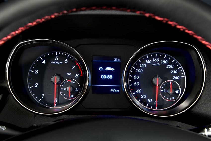 Hyundai i30 facelift debuts with new Turbo variant Image #295201
