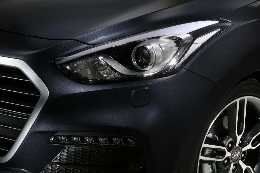 Hyundai i30 facelift debuts with new Turbo variant Image #295188