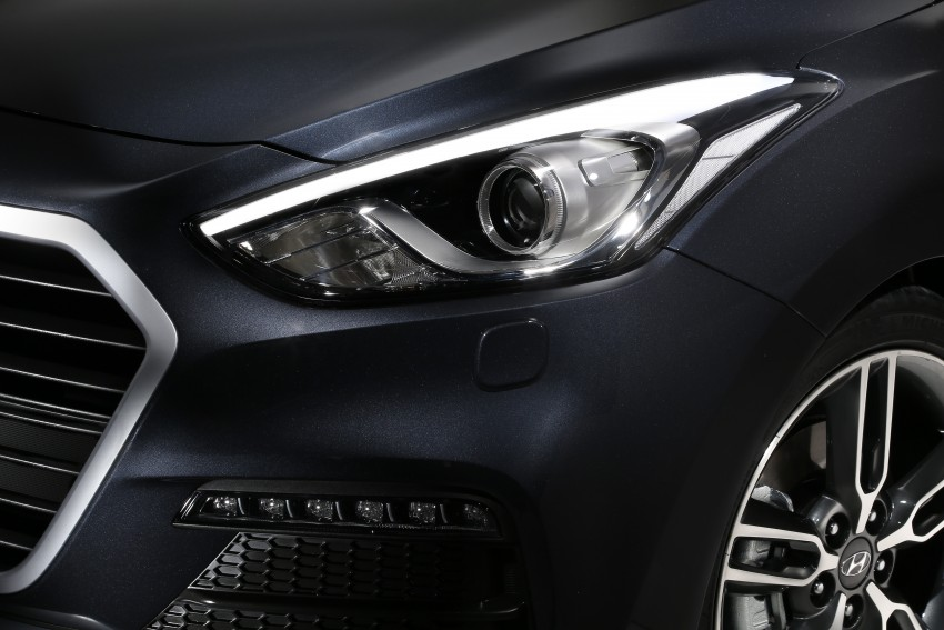 Hyundai i30 facelift debuts with new Turbo variant Image #295187