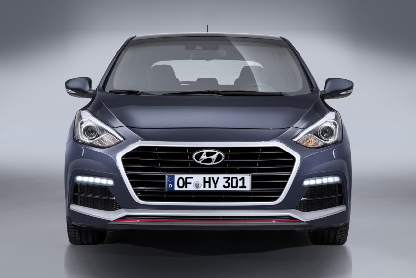 Hyundai i30 facelift debuts with new Turbo variant Image #295214