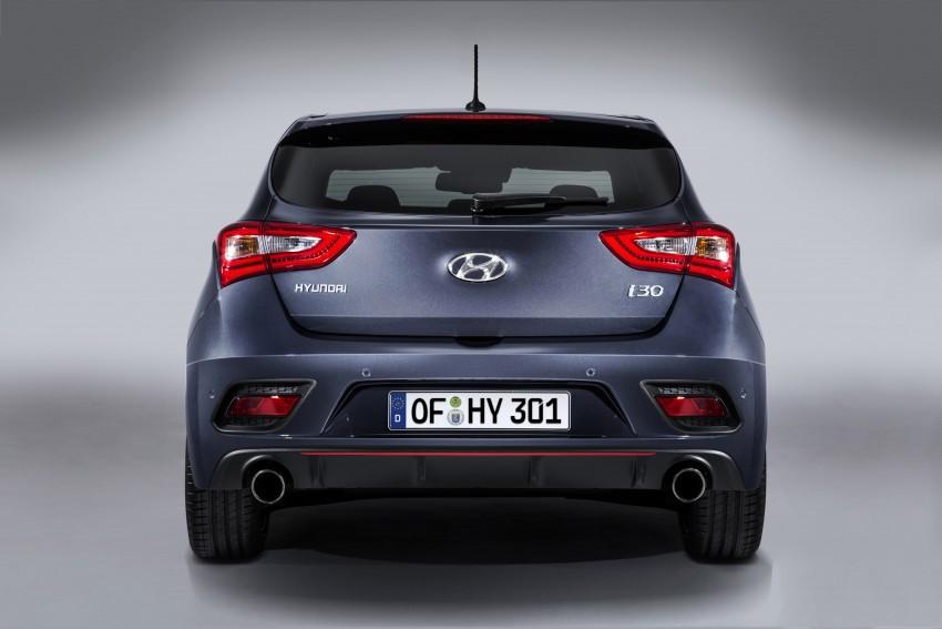 Hyundai i30 facelift debuts with new Turbo variant Image #295211