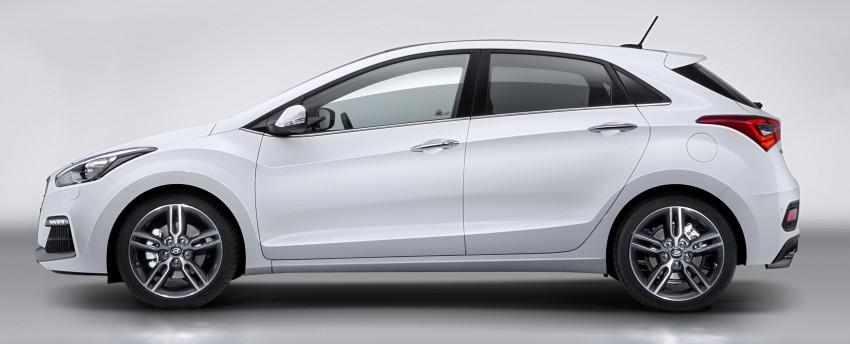 Hyundai i30 facelift debuts with new Turbo variant Image #295209